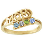 Mothers Love Mothers Ring