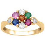 Blossom Mothers Ring