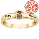 Confidante Mothers Ring