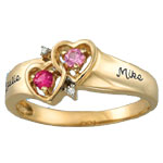 Amour Mothers Ring
