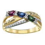 Cascade Mothers Ring