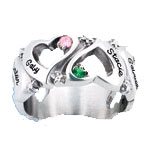 Endless Love Mothers Ring