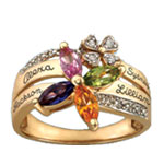 FLEUR Mothers Ring