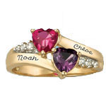 Sweetheart Mothers Ring