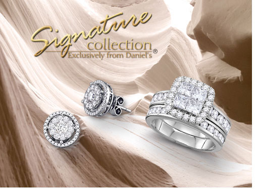 Signature Collections, Exclusively From Daniel's - A Timeless Expression Of Love
