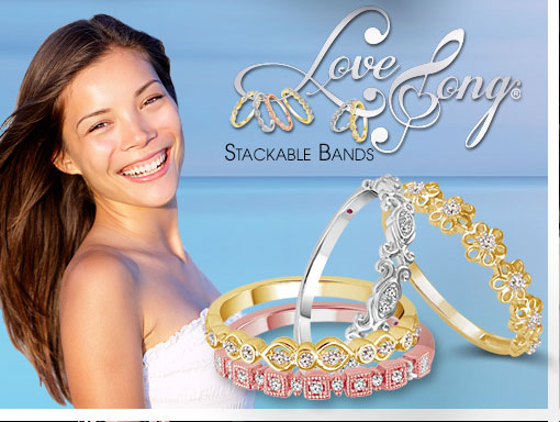 Lovesong Stackable Exclusively Daniel's
