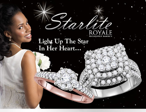 Starlite Royale Collection: Light up the Star in her heart...